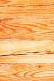 破裂的木酒吧墙壁 免版税库存图片
