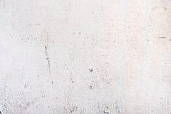 破裂的朽烂绘了混凝土墙纹理背景,难看的东西wa 免版税库存照片
