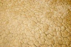 破裂的沙子 免版税库存图片