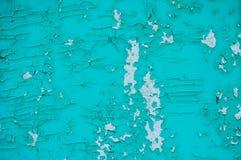 破裂的油漆背景 免版税库存照片