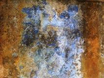 破裂的油漆 免版税库存照片