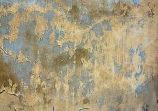 破裂的灰泥-难看的东西背景 免版税图库摄影