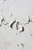 破裂的白色 库存照片