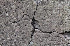 破裂的石背景 免版税库存图片