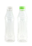 装瓶使用的塑料 免版税库存图片
