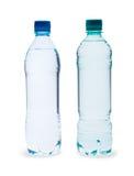装瓶矿物塑料聚碳酸酯纤维水 库存照片