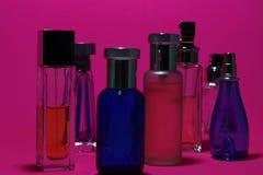 装瓶芬芳香水 库存图片