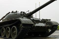 装甲的坦克在乌克兰的历史的国家博物馆第二次世界大战的 免版税图库摄影