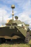 装甲的承运人队伍 库存照片