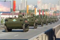 装甲运兵车BTR-MD Rakushka 免版税图库摄影