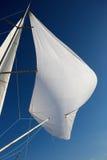 装配相称大三角帆 免版税图库摄影