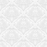 装饰例证模式无缝的向量 免版税库存照片