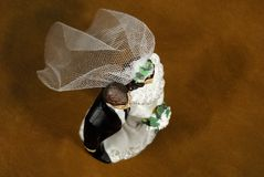 装饰品婚礼 免版税库存照片