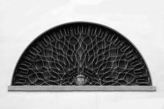 装饰品窗口 免版税图库摄影