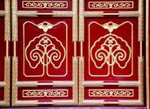 装饰大厅Gong Mansion北京王子 免版税库存图片