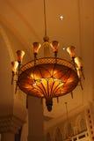 装饰室内照明设备 库存照片