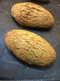 装饰小圆面包 免版税库存照片