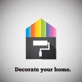 装饰您的家 免版税库存照片