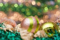 装饰新年度 库存照片