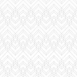 装饰无缝的几何传染媒介样式背景 免版税库存照片
