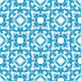 装饰无缝颜色传染媒介花卉3d样式的设计 向量例证