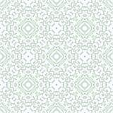 装饰无缝颜色传染媒介花卉3d样式的设计 皇族释放例证