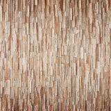 装饰板岩石墙表面的样式 免版税图库摄影