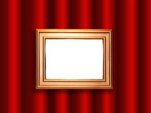 装饰框架照片 免版税库存图片