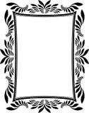 装饰框架 库存照片