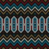 装饰物被编织的样式 库存图片