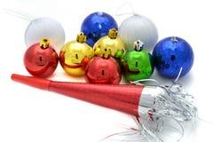 装饰球。 免版税库存图片