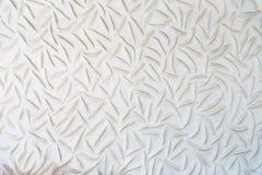 装饰白水泥墙壁纹理 免版税库存照片