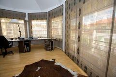 装饰的办公室 免版税库存图片