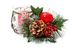 装饰的圣诞节 库存图片
