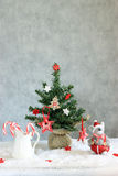 装饰的圣诞节 免版税库存图片