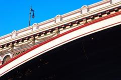 装饰的桥梁 爱丁堡,苏格兰 库存图片