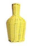 装饰的瓶 免版税图库摄影