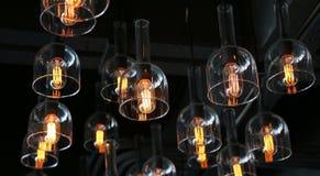 装饰的豪华照明设备 免版税图库摄影