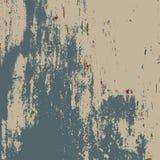 装饰的难看的东西米黄和绿色背景,岗位设计  免版税图库摄影