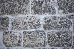 装饰石头表面工作 免版税库存图片