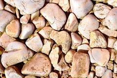 装饰石头 库存图片