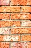 装饰砖墙壁  抽象背景,纹理 库存图片