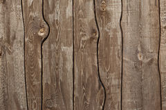 装饰篱芭或木篱芭 库存图片