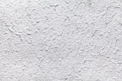 装饰纸仿效门面的老灰色膏药或葡萄酒银色表面 免版税库存照片