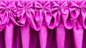 装饰织品的模式 库存照片