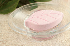 装饰肥皂 免版税库存图片