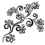 装饰花装饰品 免版税库存照片