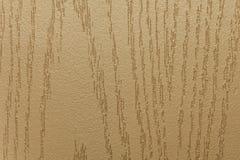 装饰表面的米黄口气与安心结构的 图库摄影