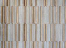 装饰轻的木材设计墙板样式 免版税库存照片