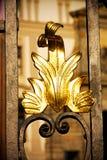 装饰门的 库存照片
